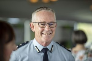 Queensland Ambulance Service Acting Commissioner Michael Metcalfe